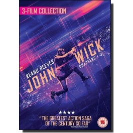 John Wick: 3-film Collection [3DVD]