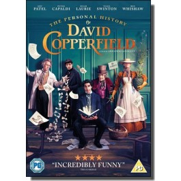 The Personal History of David Copperfield [DVD]