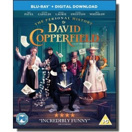 The Personal History of David Copperfield [Blu-ray]