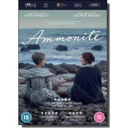 Ammonite [DVD]