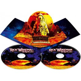 The Red Planet [Limited Edition] [CD+DVD]