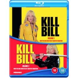 Kill Bill: Volumes 1 & 2 [2x Blu-ray]