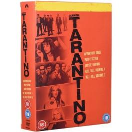 Quentin Tarantino Collection [6x DVD]