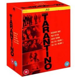 Quentin Tarantino Collection [5x Blu-ray]