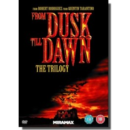 From Dusk Till Dawn Trilogy [3x DVD]