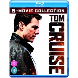 Tom Cruise: 5-movie Collection [5x Blu-ray]