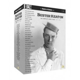 The Complete Buster Keaton Short Films 1917-1923 [4DVD]