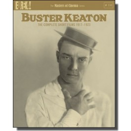 The Complete Buster Keaton Short Films 1917-1923 [4x Blu-ray]