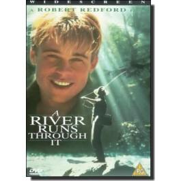 A River Runs Through It [DVD]