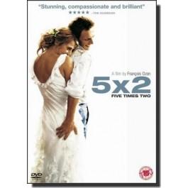 5x2 (Cinq fois Deux) [DVD]