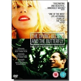 The Diving Bell and the Butterfly   Le Scaphandre et le papillon [DVD]