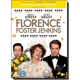 Florence Foster Jenkins [DVD]