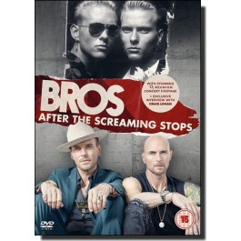 After the Screaming Stops [DVD]