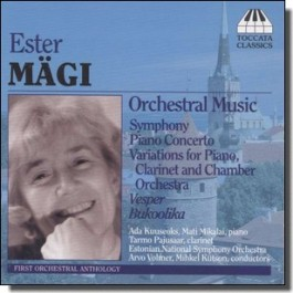 Orchestral Music [CD]