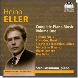 Complete Piano Music Volume One [CD]