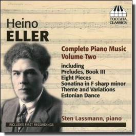 Complete Piano Music Volume Two [CD]