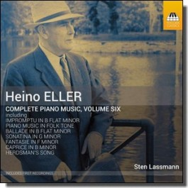 Complete Piano Music Volume Six [CD]