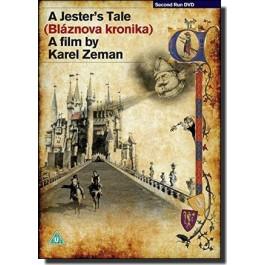 A Jester's Tale | Bláznova kronika [DVD]