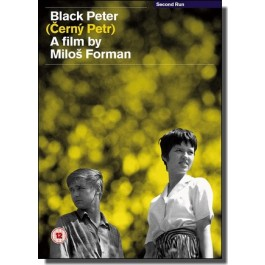 Black Peter | Cerný Petr [DVD]
