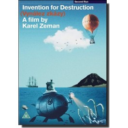 Invention for Destruction | Vynález zkázy [DVD]