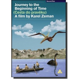 A Journey to the Beginning of Time | Cesta do praveku [DVD]