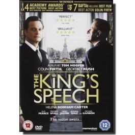The King's Speech [DVD]