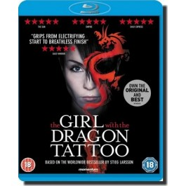 The Girl With The Dragon Tattoo [Blu-ray]