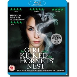 The Girl Who Kicked The Hornets' Nest [Blu-ray]