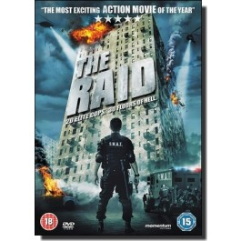 The Raid: Redemption | Serbuan Maut [DVD]