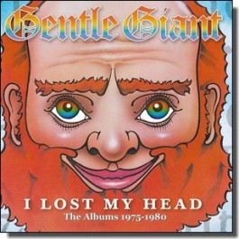 I Lost My Head: The Albums 1975-1980 [Box Set] [4CD]