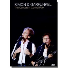 The Concert in Central Park [DVD]