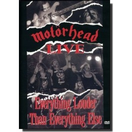 Everything Louder Than Everything Else (Live) [DVD]