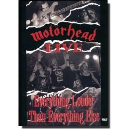 Everything Louder Than Everything Else (Live) [DVD]