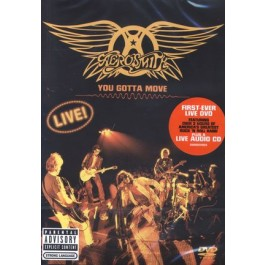 You Gotta Move (Live) [DVD+CD]