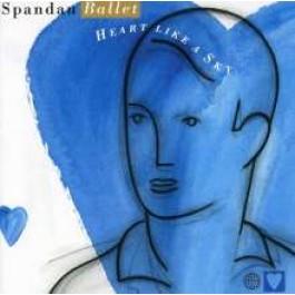 Heart Like A Sky [CD]