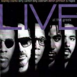 Stanley Clarke & Friends Live At The Greek [CD]