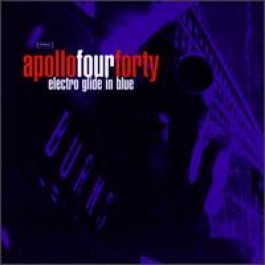 Electro Glide in Blue [CD]