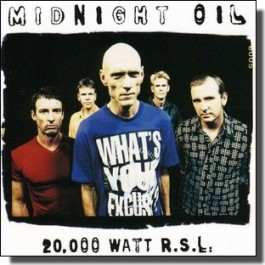 20,000 Watt R.S.L.: Greatest Hits [CD]