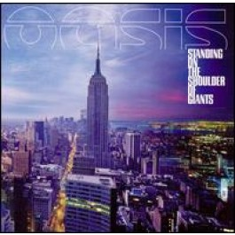 Standing On the Shoulder of Giants [CD]