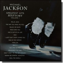 Greatest Hits: HIStory Volume 1 [CD]