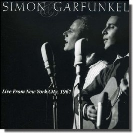 Live from New York City, 1967 [CD]