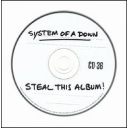 Steal This Album! [CD]