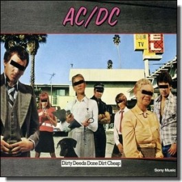 Dirty Deeds Done Dirty Cheap [CD]