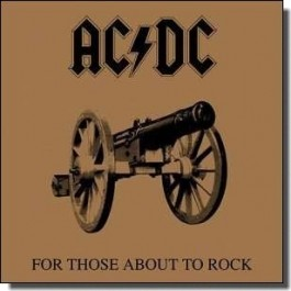 For Those About to Rock We Salute You [CD]