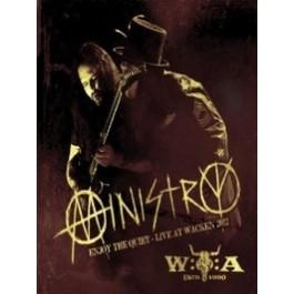 Enjoy the Quiet - Live At Wacken 2012 [DVD+2CD]