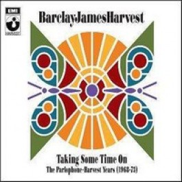 Taking Some Time On: The Parlophone Harvest Years (1968-73) [5CD]