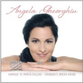 Homage To Maria Callas - Favourite Opera Arias [CD]