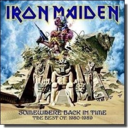 Somewhere Back in Time: The Best of 1980-1989 [CD]