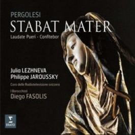 Pergolesi: Stabat Mater [CD]