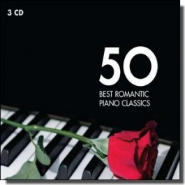 50 Best Romantic Piano Classics [3CD]